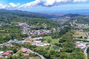 Santa Elena town